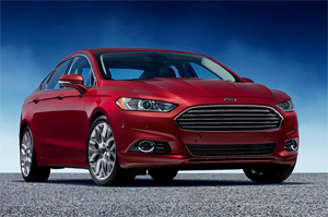 2014 Ford Fusion – Review