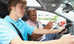 How can you save money on insurance for young drivers?