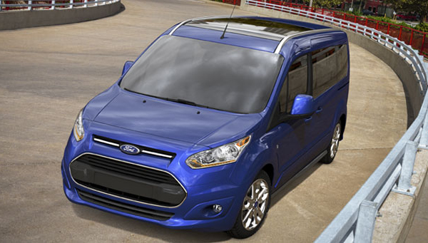2014 Ford Transit Connect Wagon – Review