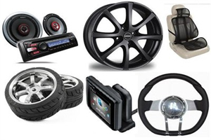 Top 3 Benefits of Shopping Car Accessories Online