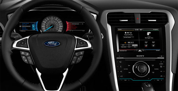 Sync on the Ford Focus