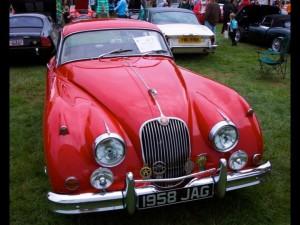 1958 Jaguar XK 150 FHC