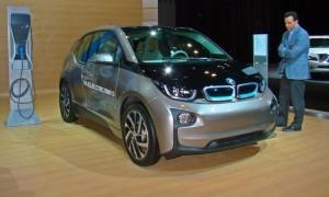 2015 BMW 2015 i3