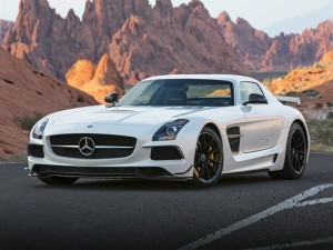 Mercedes-Benz SLS AMG Black Series Base