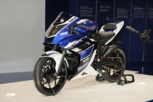 Yamaha R25 superbike
